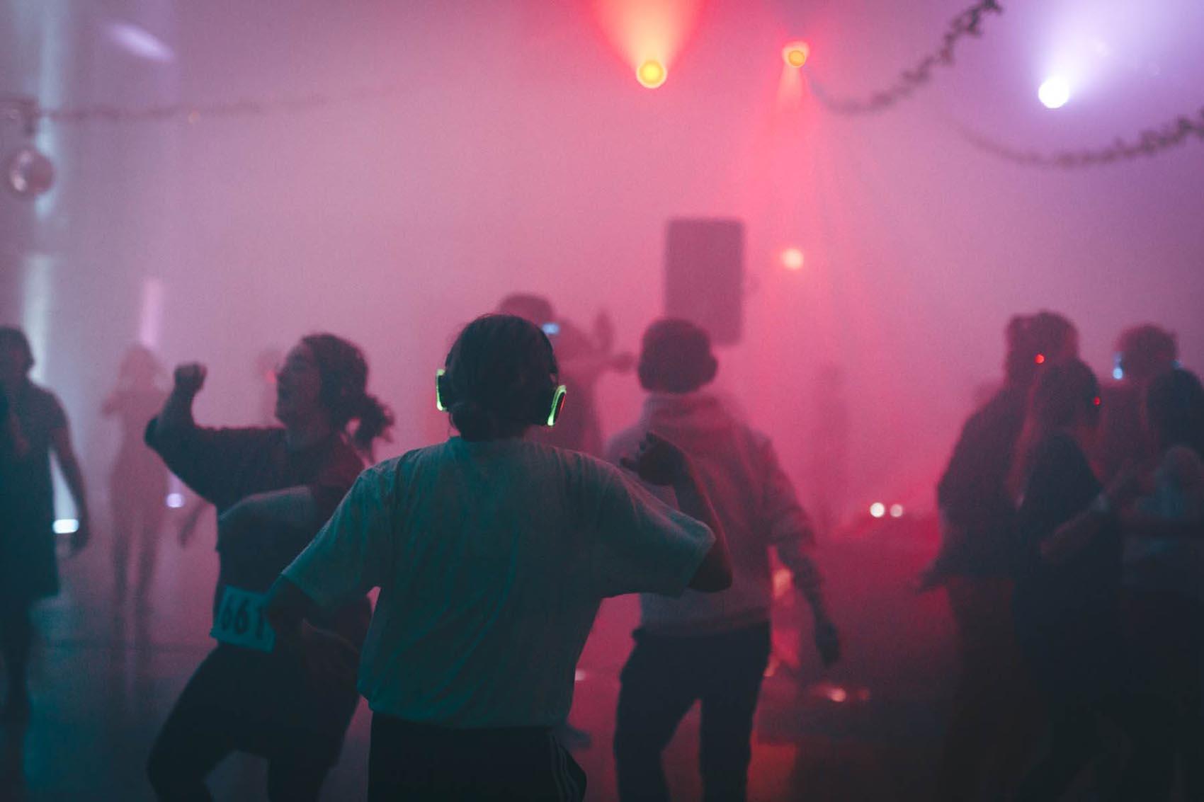 Tasa Pralle/Silent Disco
